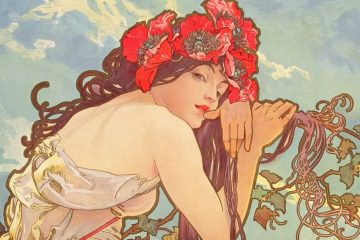 history of graphic design art nouveau