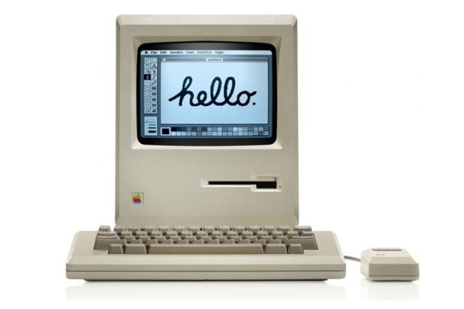 apple 1984 first computer