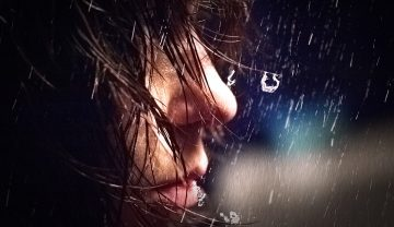 realistic rain effect photoshop