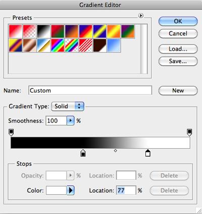 Gradient Editor
